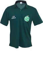 Camisa Polo Juventude Dresch Sport Verde