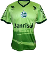 Camisa Treino Juventude 2016 19TREZE Verde