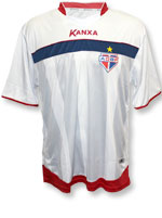 Camisa de Jogo Bahia de Feira Kanxa Branca