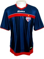 Camisa de Jogo Bahia de Feira Kanxa Marinho