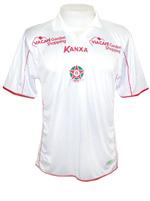 Camisa Oficial Boa Esporte 2013 Kanxa Branca