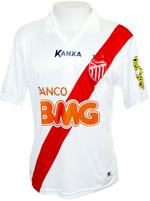 Camisa Oficial Villa Nova Kanxa Branca