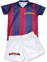 Conjunto Infantil Barcelona Torcida Baby