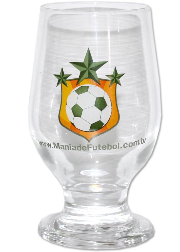 Copo para Cerveja Mania de Futebol