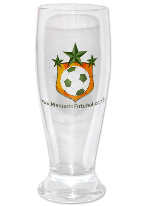 Tulipinha para Cerveja Mania de Futebol