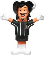 Boneco Mascote Corinthians Jogo 02