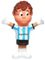 Boneco Mascote Argentina
