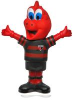Boneco Mascote Atlético/GO