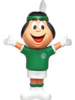Boneco Mascote Guarani
