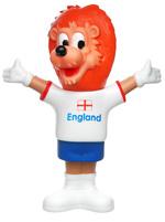 Boneco Mascote Inglaterra