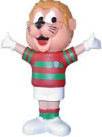 Boneco Mascote Portuguesa