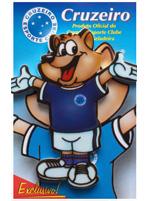 Imã Mascote Cruzeiro