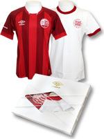 Kit Náutico Camisa Jogo 3 2016 + Camisa Retrô 1974