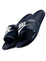 Sandalia Nike Benassi JDI Azul