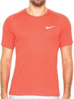 Camisa Nike Miler Top SS Laranja