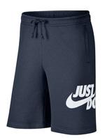 Bermuda Nike NSW Moletom Marinho