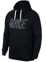 Moletom Hoodie Nike Dry Fit Preto