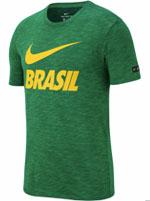 Camiseta Nike Brasil Pre Season