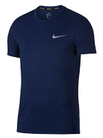 Camisa Nike Dri-FIT Miler Cool Marinho