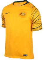 Camisa Nike Austrália Jogo 1 2018