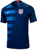 Camisa Nike Estados Unidos 2 - 2018