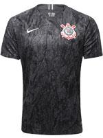 Camisa Nike Corinthians II 2018/19 Torcedor