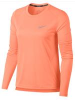 Camisa Manga Longa Nike Miler Top Feminina LR