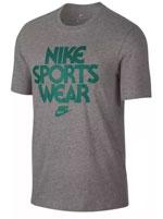 Camisa Nike NSW CNCPT Cinza