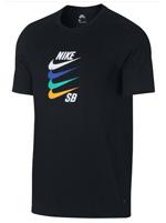 Camisa Nike Tee Futura SB Preto