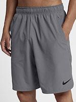 Calção Nike FLX Short Cinza