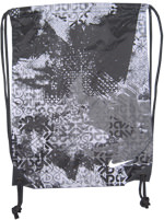 Gym Bag Nike Fundamentals Graphic Preta