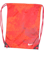Gym Bag Nike Fundamentals Graphic Vermelha