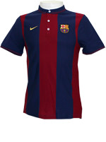 Camisa Polo League Barcelona Nike Listrada