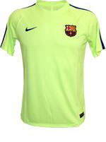 Camisa Nike Barcelona Dry Top Squad Infantil