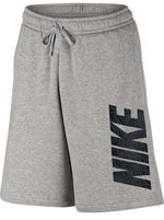 Bermuda Nike Nsw Flc Gx Cinza