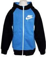 Blusão Nike Hoody FH Juvenil Azul