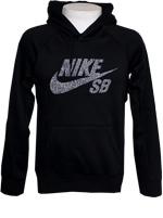 Blusão Moletom Nike SB Hoodie Preto