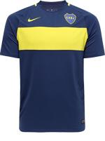 Camisa Jogo 1 Boca Juniors 2016/17 Azul