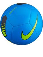 Bola de Futebol Pitch Train Campo Nike Azul
