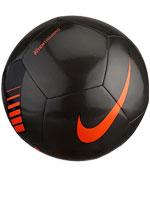Bola de Futebol Pitch Train Campo Nike Preta