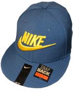 Boné Nike Futura True Azul/Amarelo