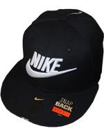 Boné Nike Futura True Preto