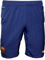 Calção de Jogo Barcelona Nike 2014 Marinho