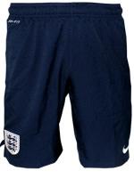 Calção de Jogo Inglaterra Nike 2014 Marinho