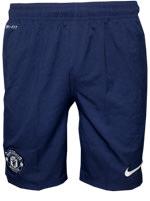 Calção de Jogo Manchester United Nike 2014 Marinho