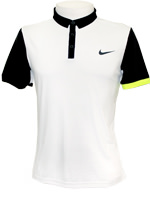 Camisa Polo Nike Advance Branca