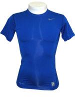 Camisa Compressão Nike Pro Combat Azul