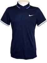 Camisa Polo Nike Court Marinho