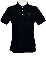 Camisa Polo Nike MatchUp Preta