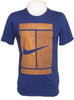 Camisa Nike Court Azul